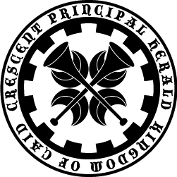 Seal of Crescent Principal Herald‎